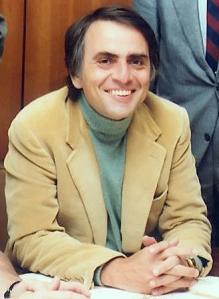 Fyysikko Carl Sagan käytti kannabista ja puhui sen puolesta.