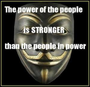 Kansanvallassa valta on kansan ja vain kansan.