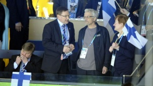 Ilman nuuskaa Suomi ei olisi voittanut vuonna -95. Never forget!